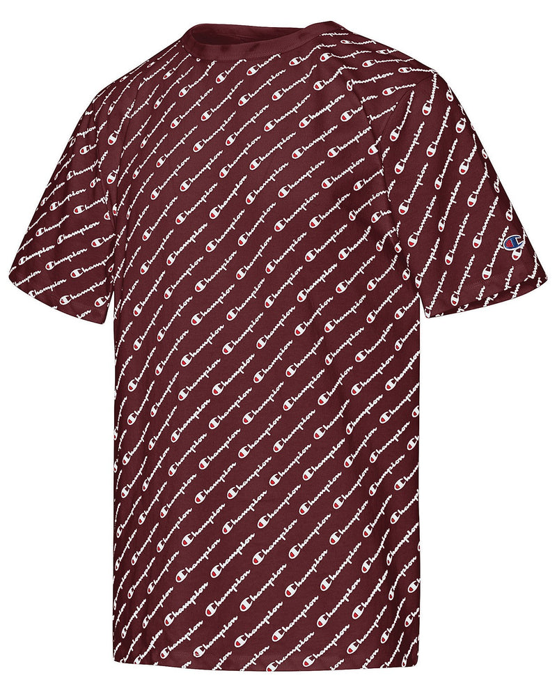 Champion Mens Short Sleeve Heritage Tee