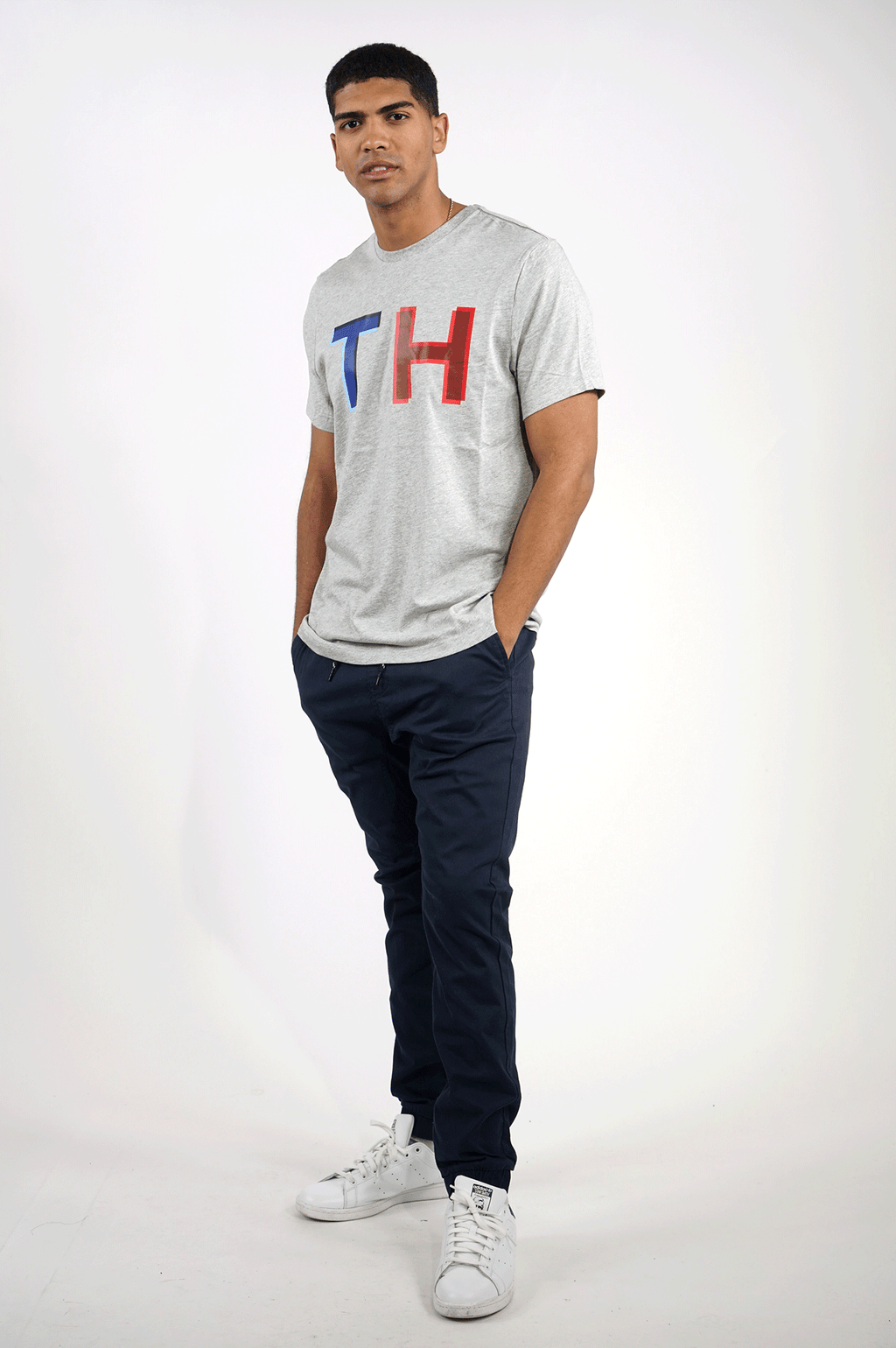 TOMMY HILFIGER SPORTSWEAR MENS GRAPHIC TEE