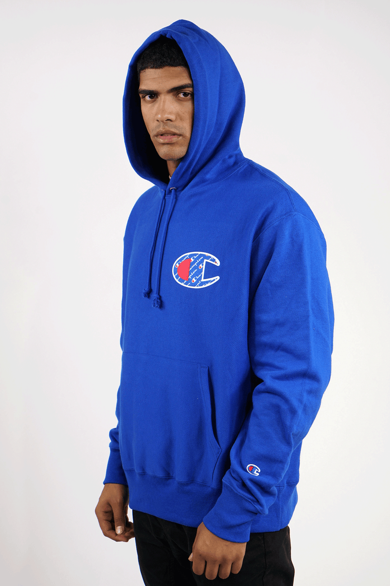 Champion Mens Reverse Weave Pullover