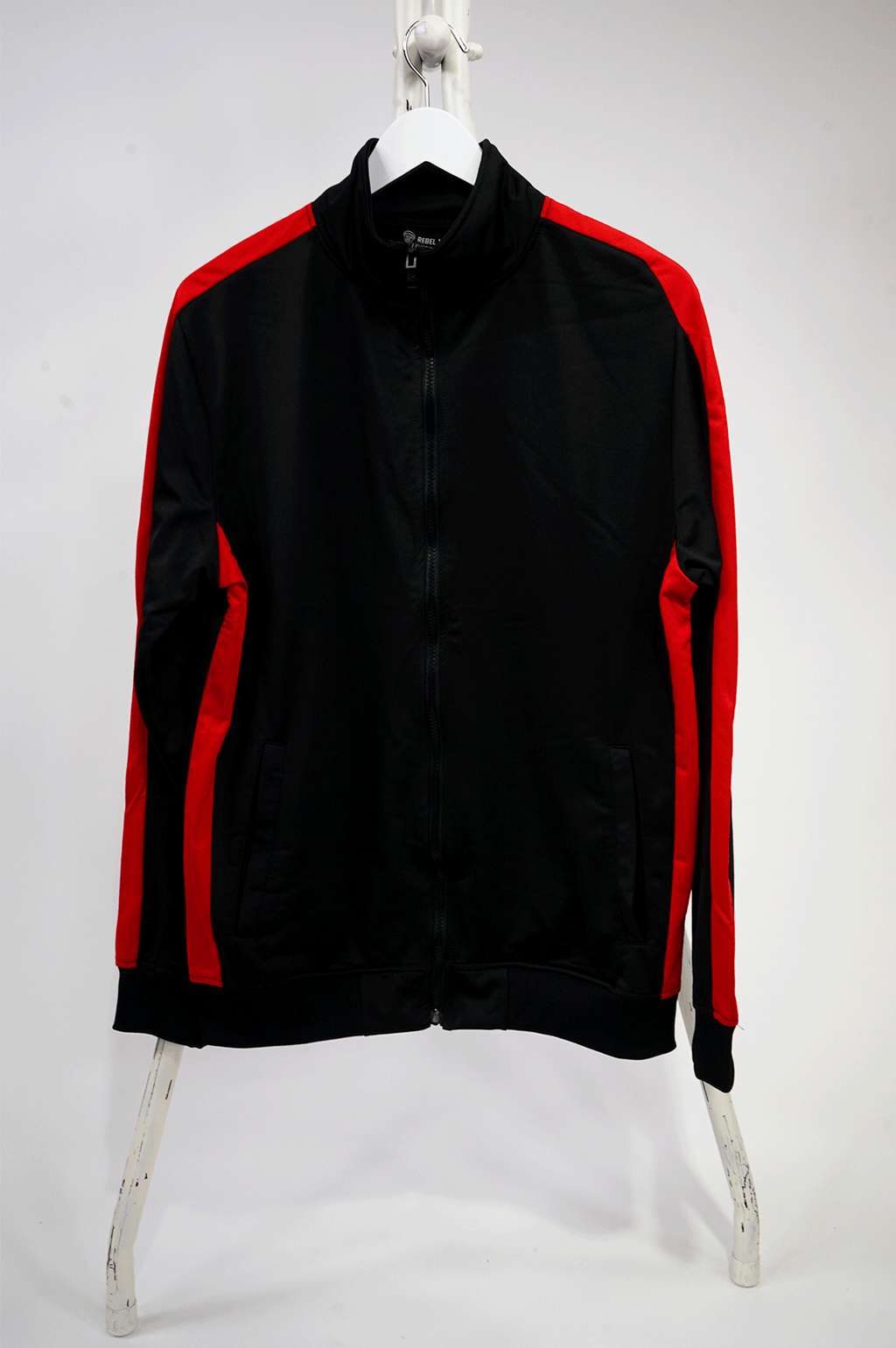 AAO FASHION MENS TRICOT COLOR BLOCK JACKETS