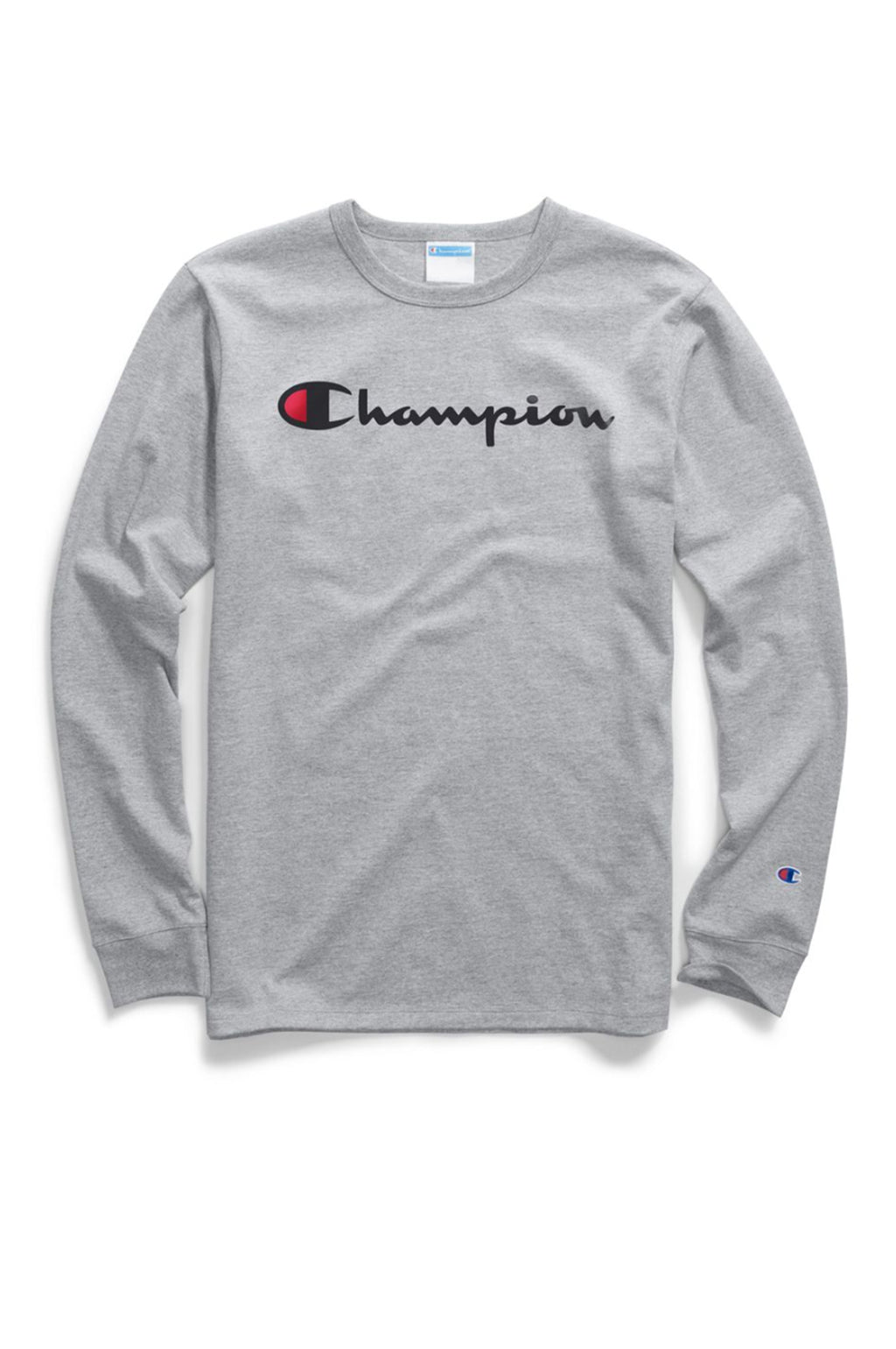 Champion Mens Heritage Long Sleeve Tee