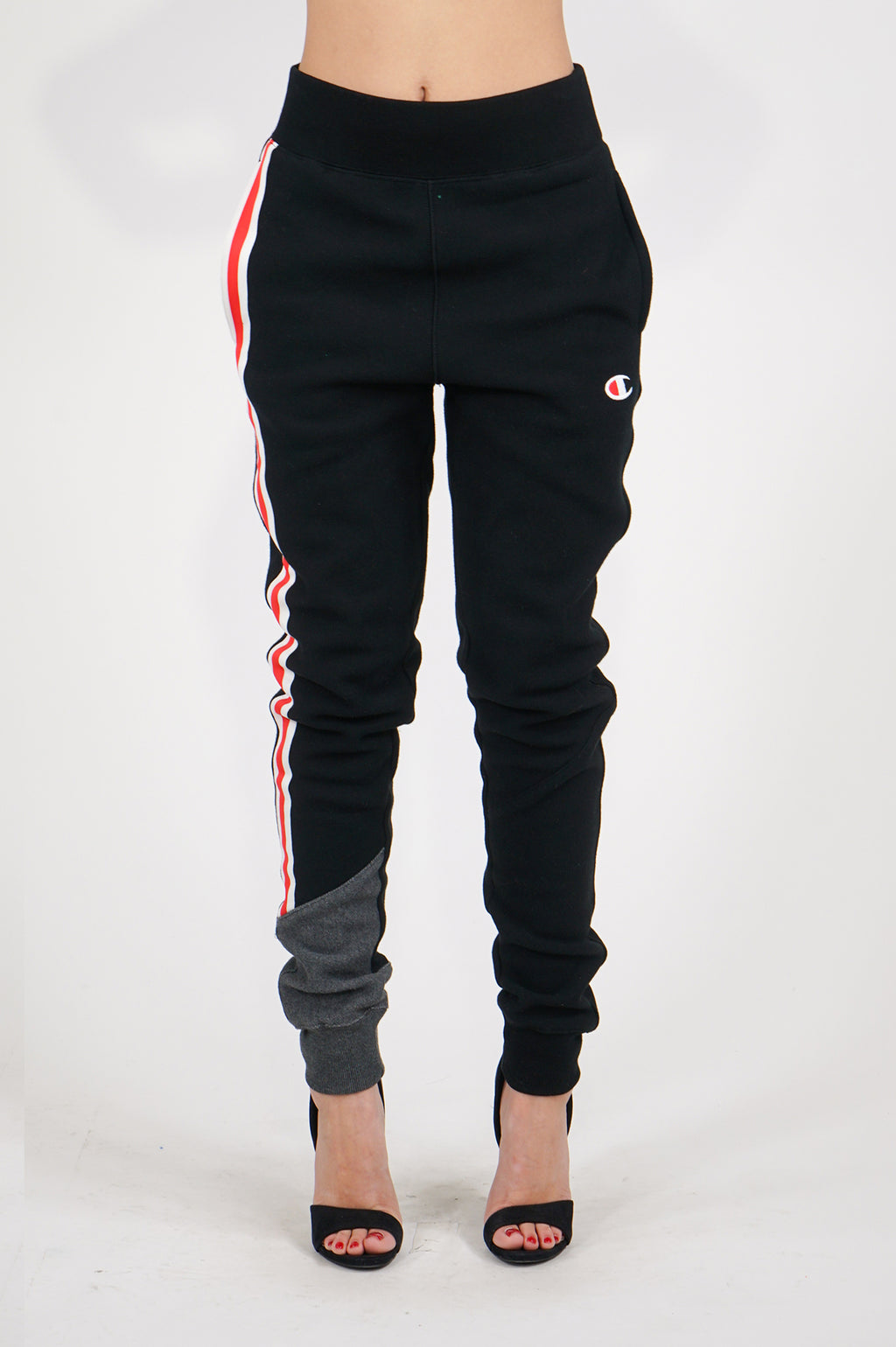 Champion Womens Rw Color Block Jogger