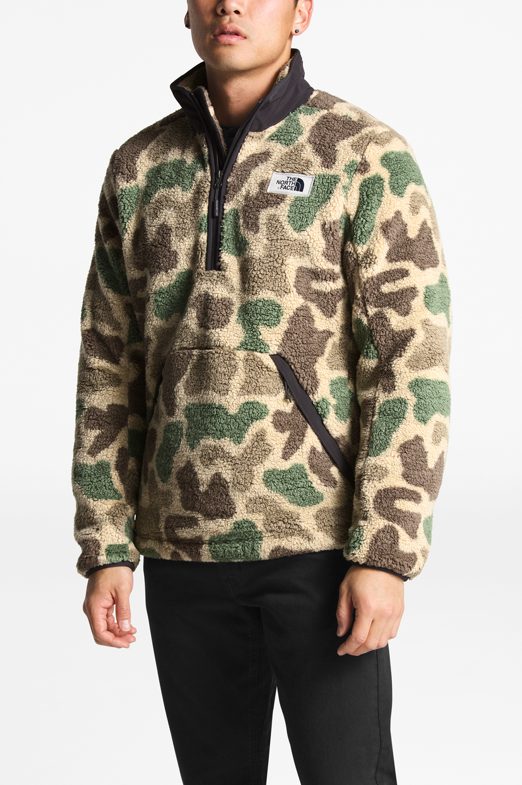 The North Face Mens Campshire Pullover