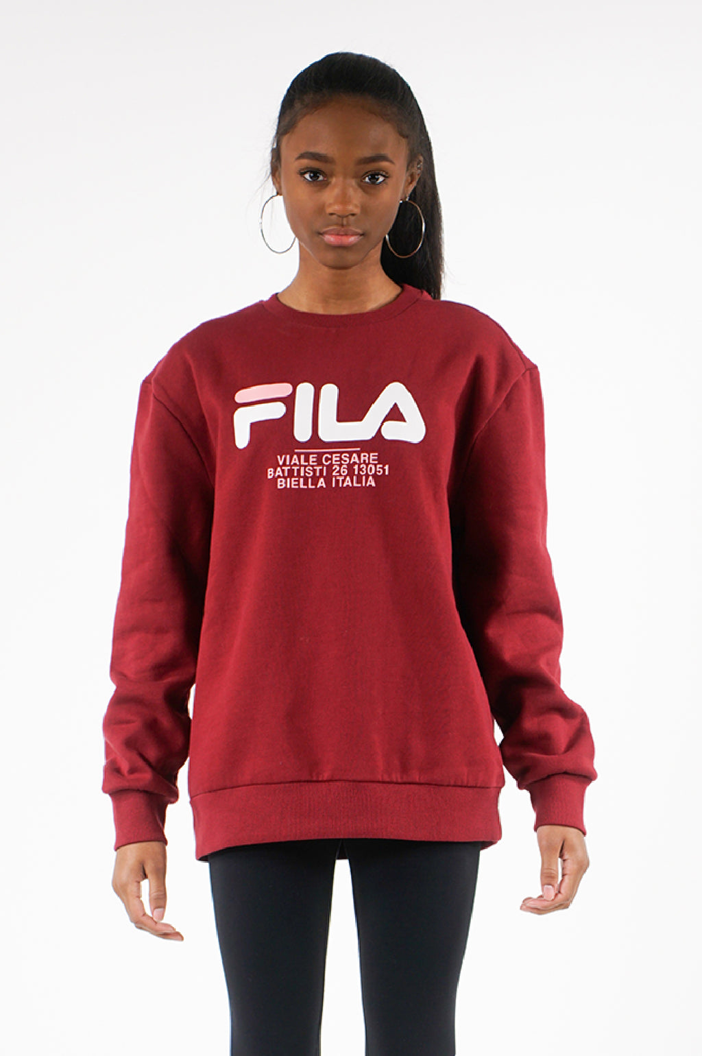 Fila Women Agnese Sweat Shirt
