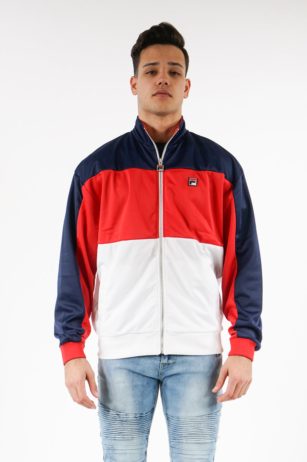 Fila Mens Sterling Track Jacket
