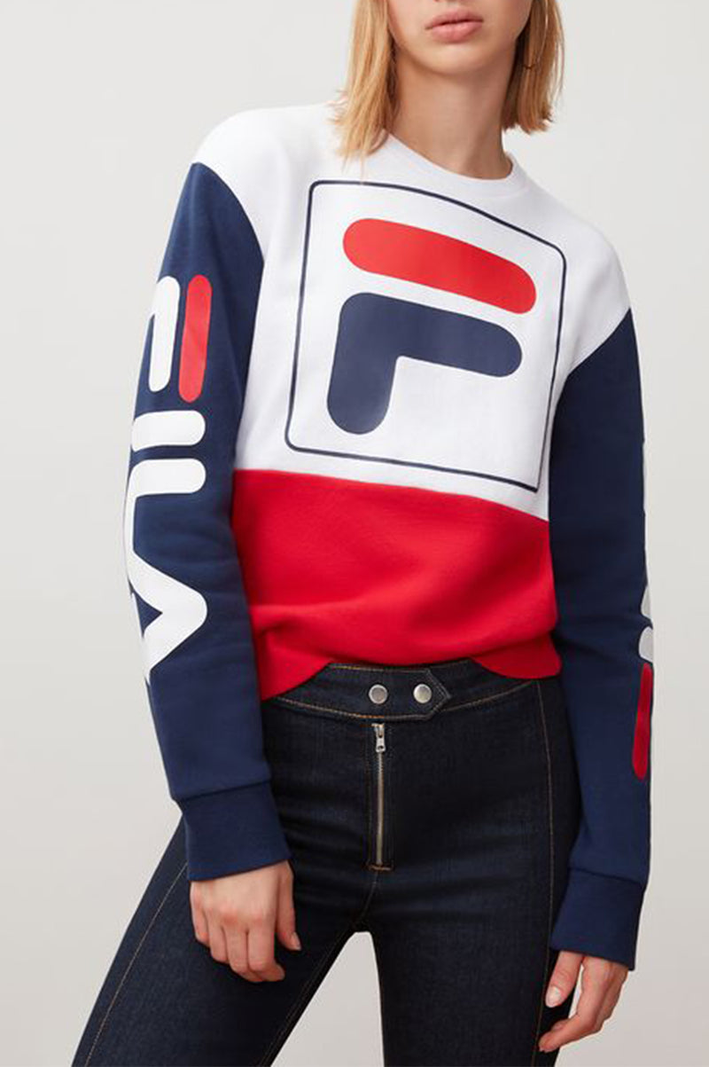 FILA WOMENS STACY SWEATSHIRT