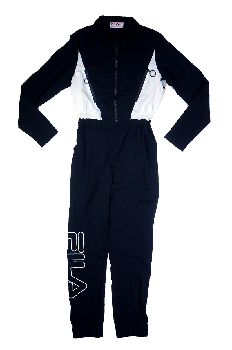 FILA WOMENS HOUSTON FLIGHT JUMPSUIT
