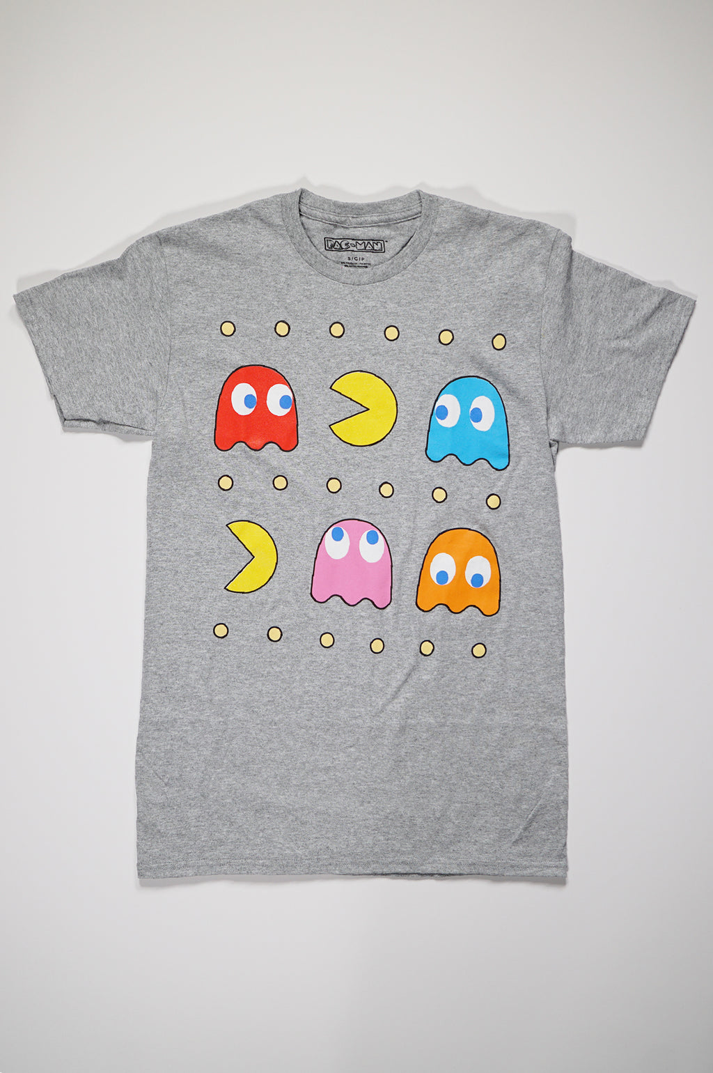 Aao Fashion Mens Pac=Waka Ghost Lineup S/S Tee