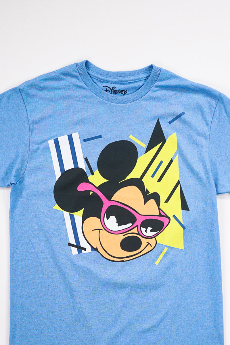 Aao Fashion Men Disney=80`S Mouse Head Mickey