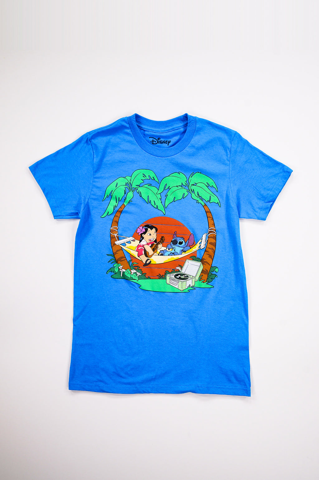 Aao Fashion Men Disney=Lilo And Stitch Sunset