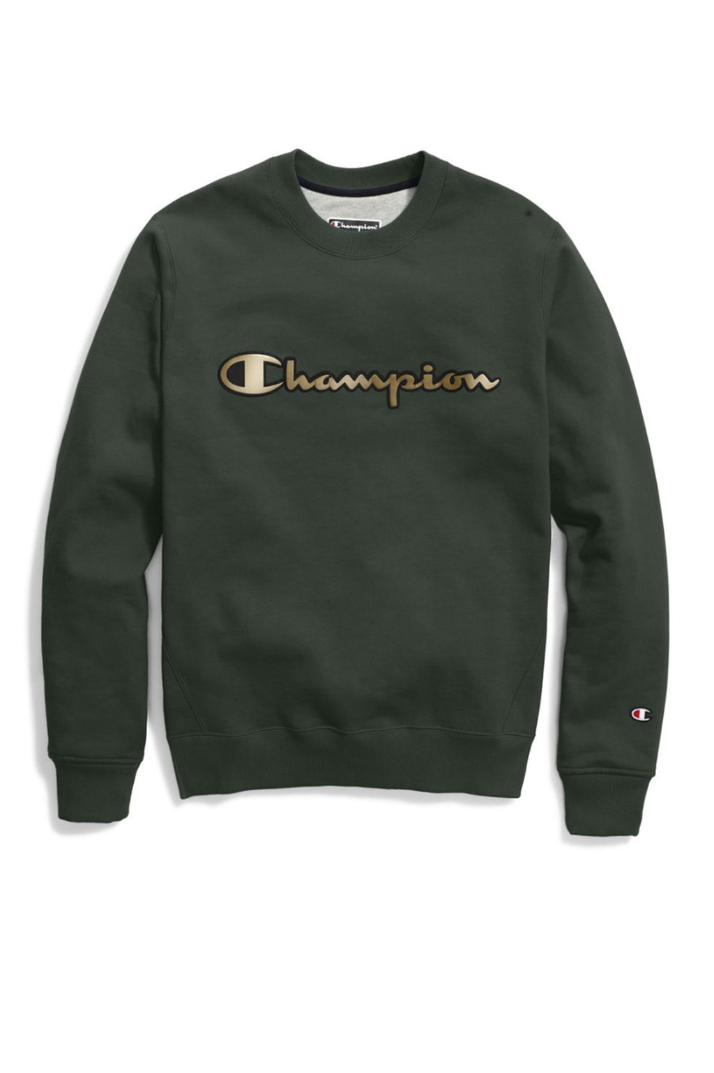 CHAMPION MENS SUPER FLEECE CREW