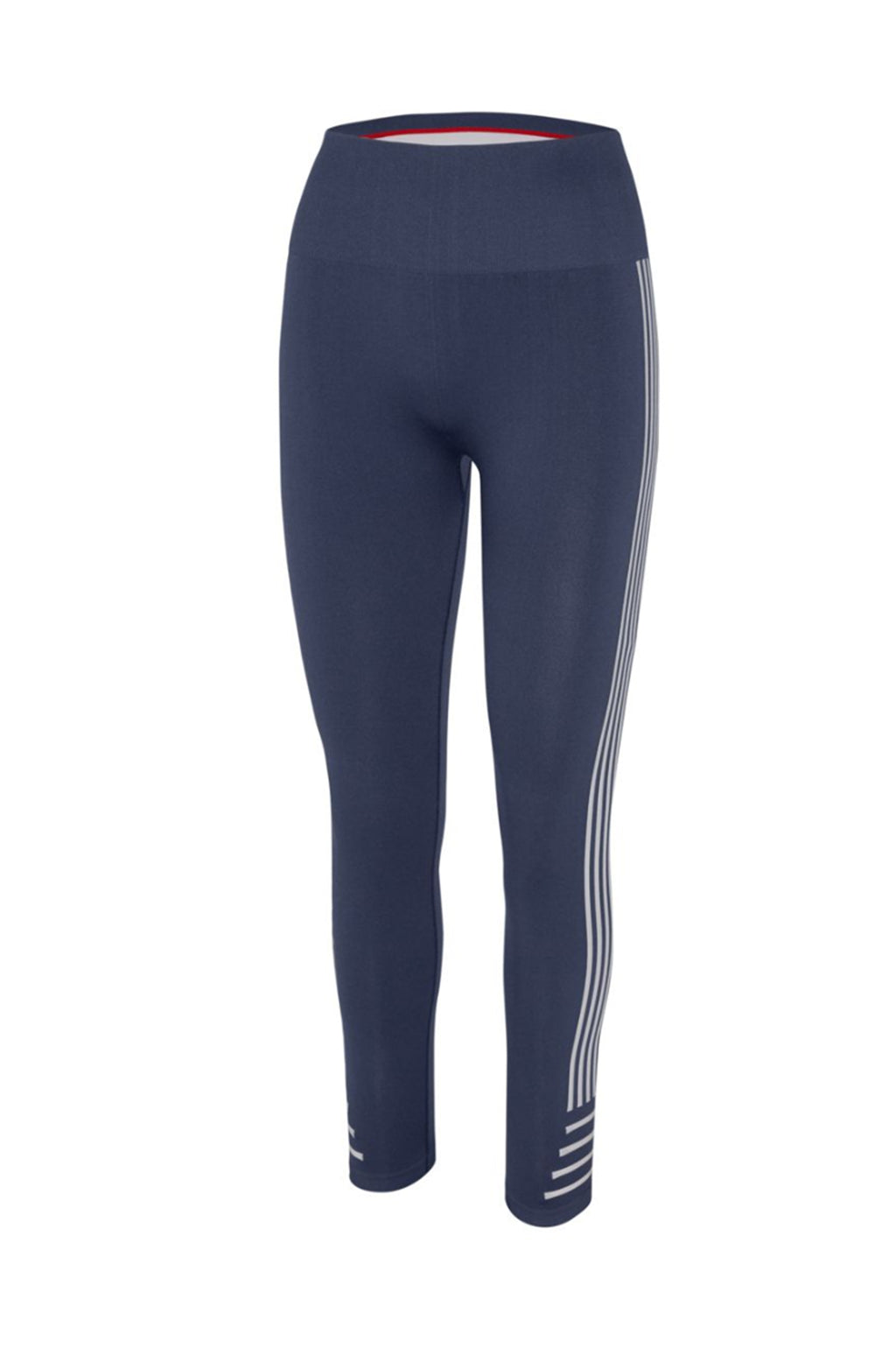 Champion Womens Seamless 7/8 Striped Tight