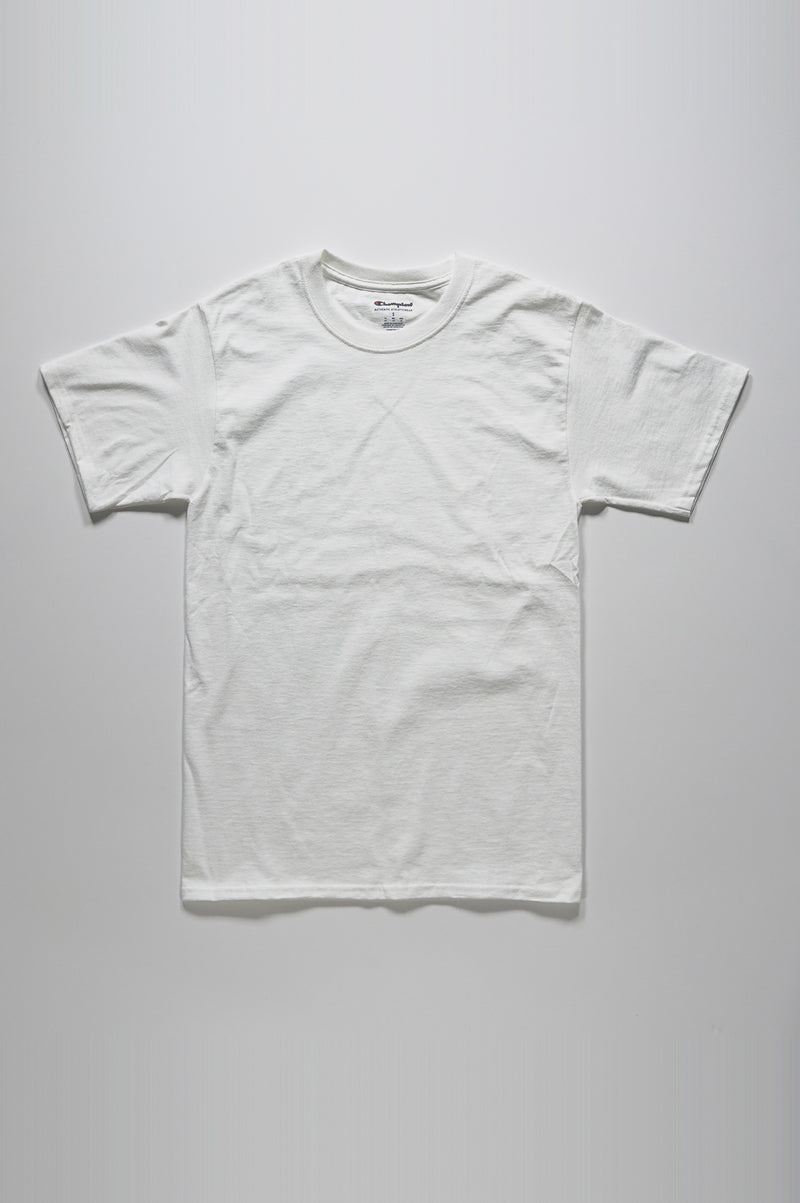 Champion Men Cotton Short Sleeve Basic Tee