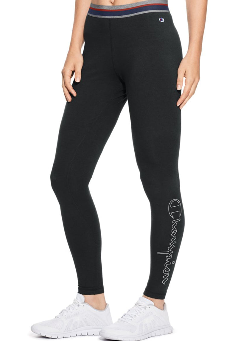 Champion Womens Authentic Legging Graphic