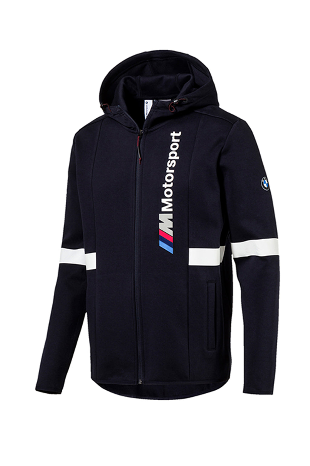 PUMA Mens Bmw Mms Hooded Sweat