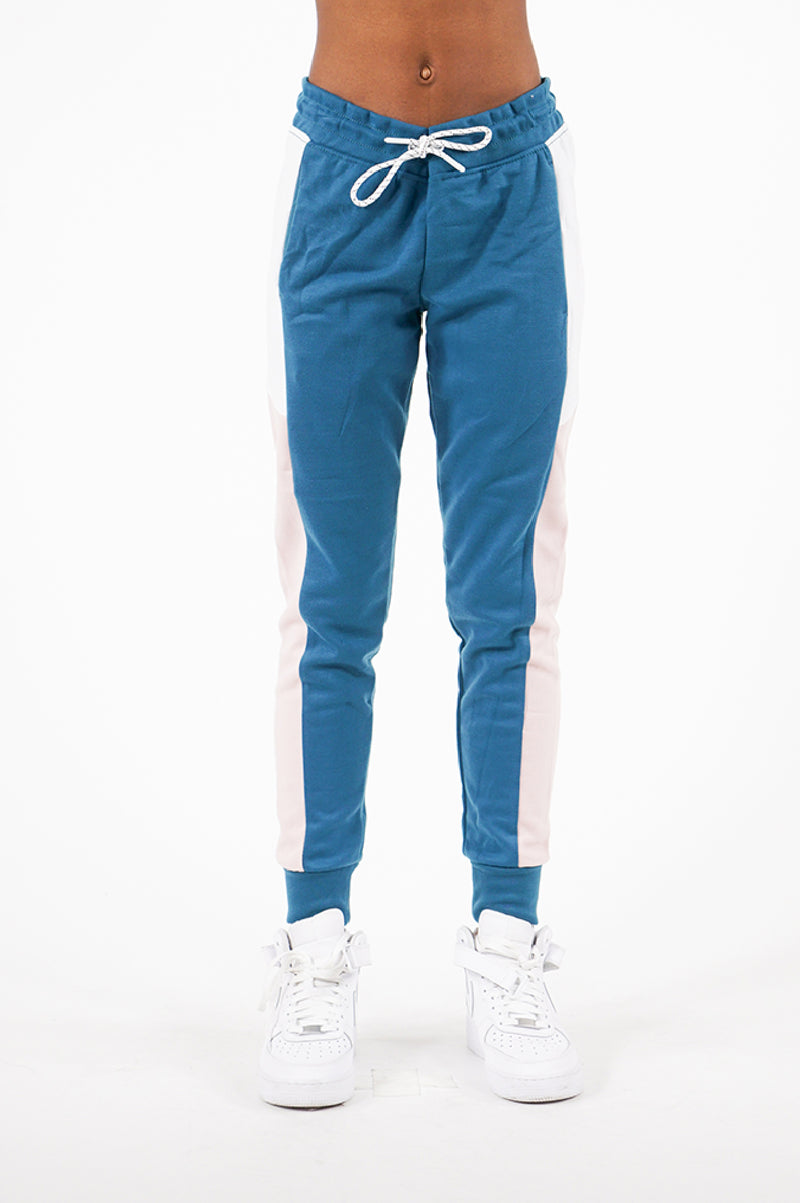 SOUTHPOLE WOMENS TECH FLEECE COLORBLOCK JOGGER