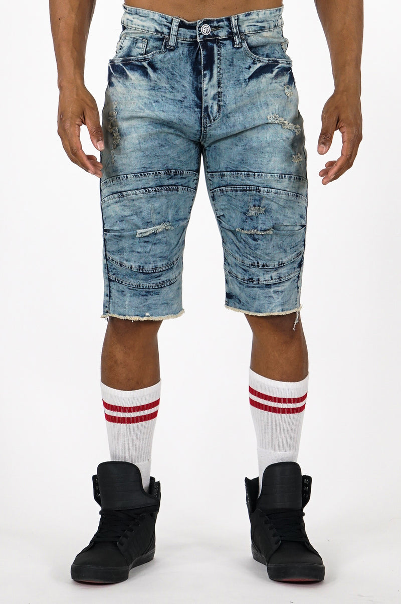 Aao Fashion Men Fashion Denim Shorts