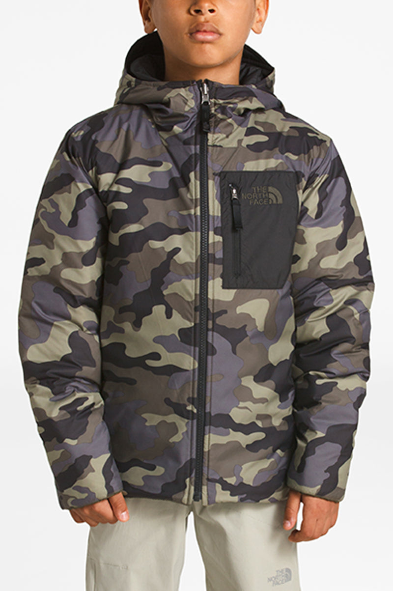 The North Face Youth Boys Reversible Perrito Jacket