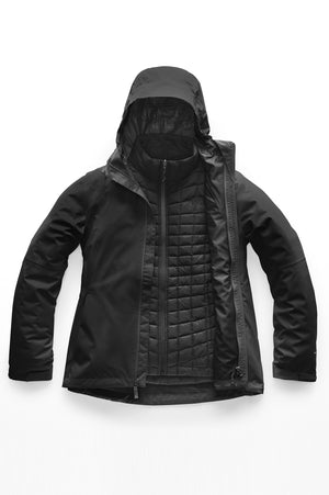 The North Face Womens Thermoball Triclimate® Jacket
