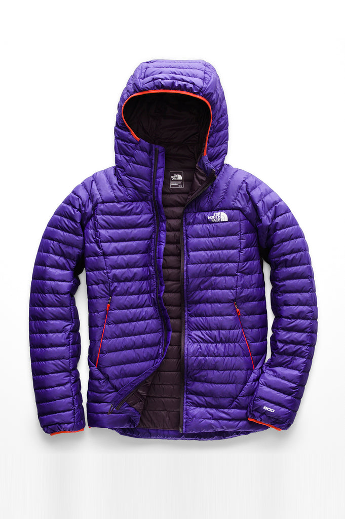 North Face Womens Impendor Down Hybrid Hoodie
