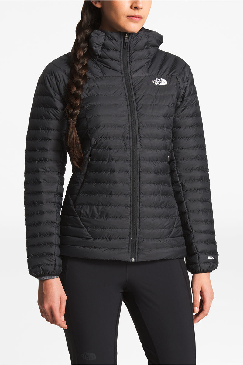 The North Face Womens Impendor Down Hybrid Hoodie