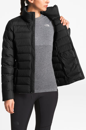 The North Face Womens Stretch Down Jacket – AAO-USA.COM 6882bc28f