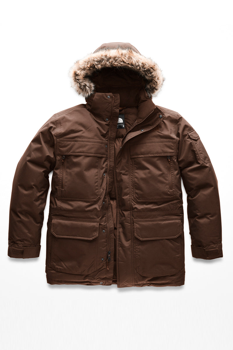 The North Face Mens Mcmurdo Goose Down Jacket