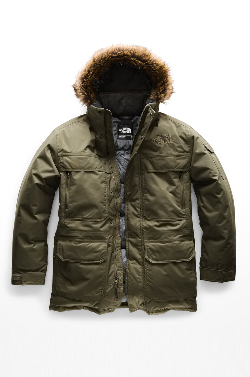 The North Face Mens Mcmurdo Parka