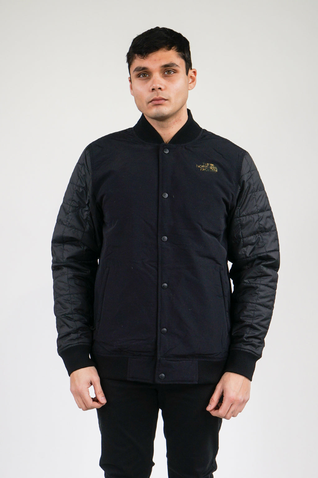 The North Face Mens Transbay Insulated Jacket