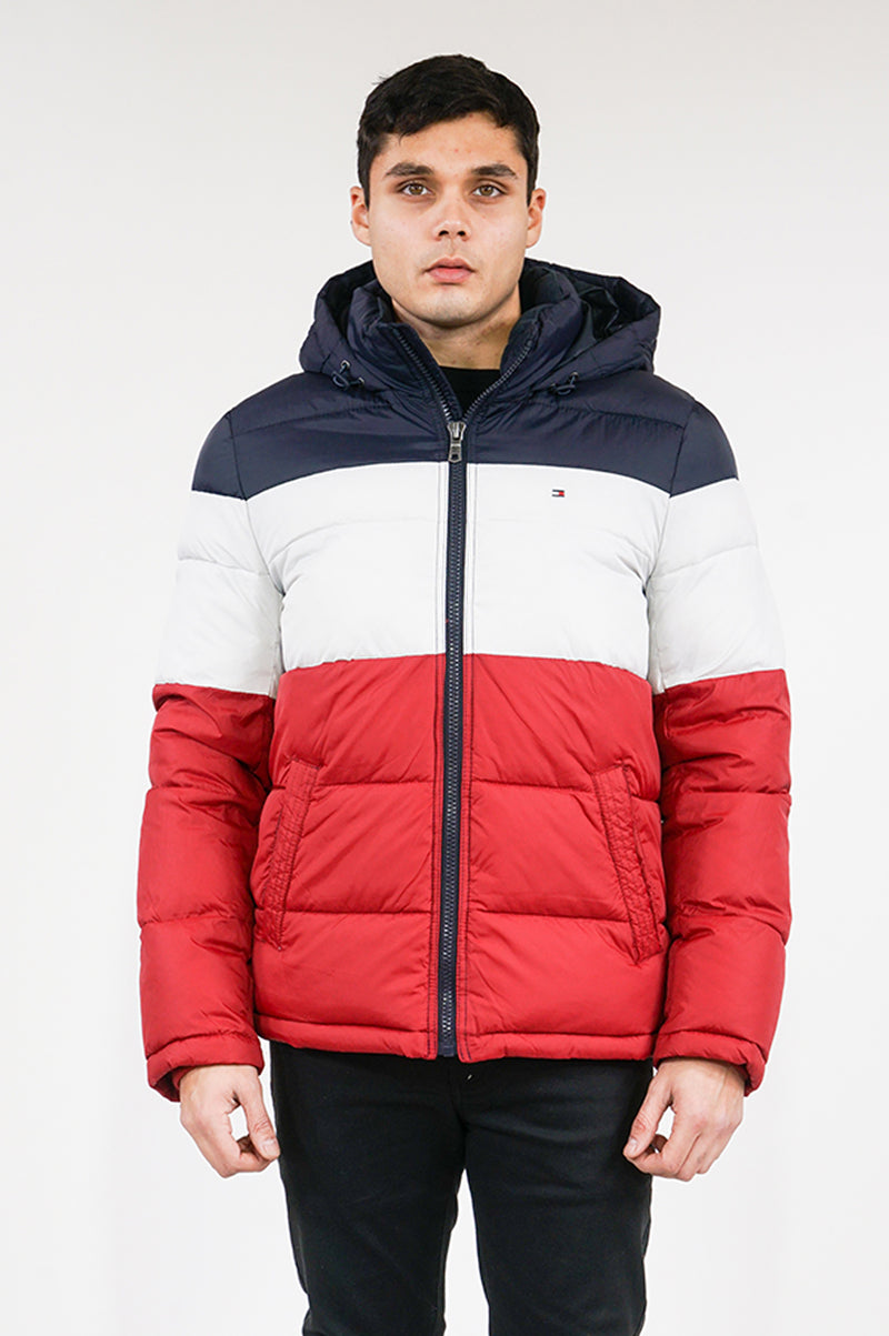Tommy Hilfiger Outerwear Mens Classic Heavyweight Puffer