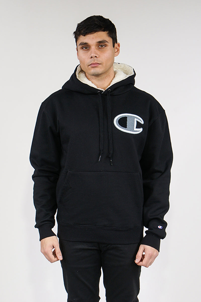 Champion Mens Champion 2.0 Super Fleece Cone Hood