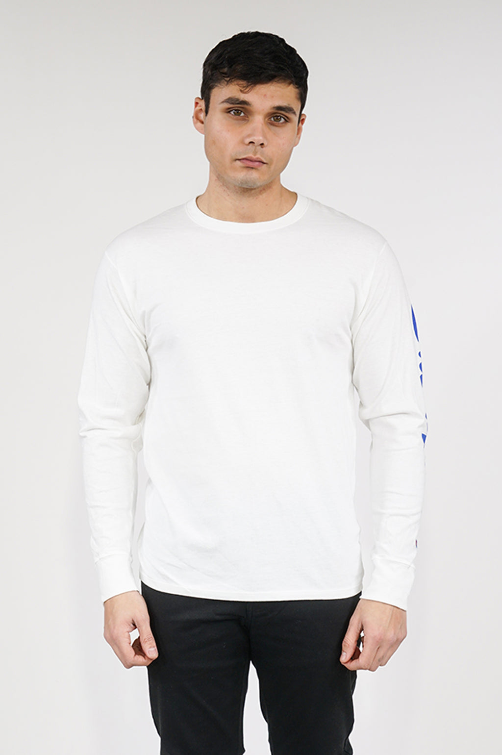 Champion Mens Classic Jersey Long Sleeve