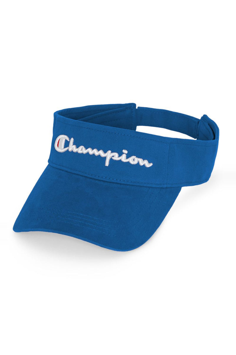Champion Men Twill Mesh Visor With 'C