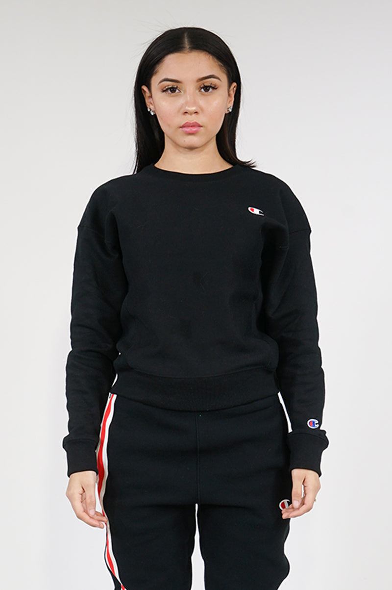 Champion Womens Reverse Weave Crew