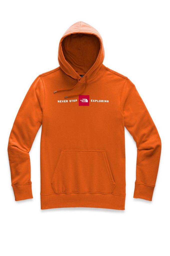 North Face Men Red'S Pullover Hoodie