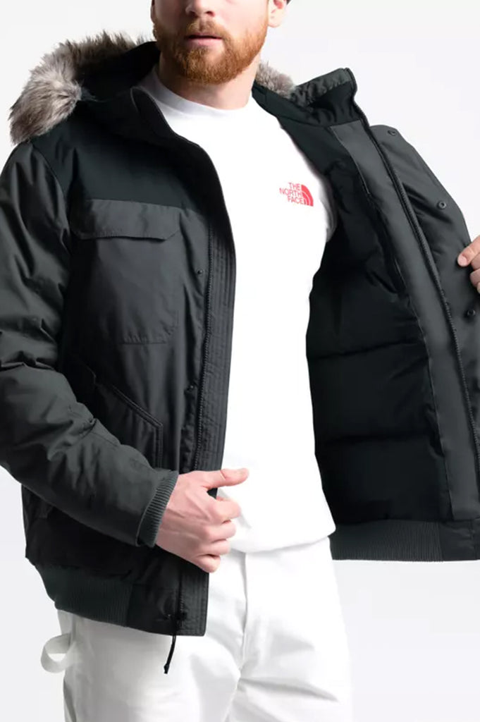 North Face Men Gotham III Goose Down Jacket