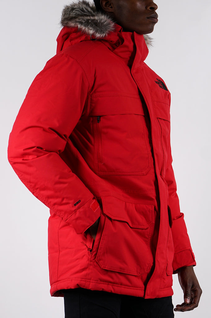 North Face Men Mcmurdo Parka