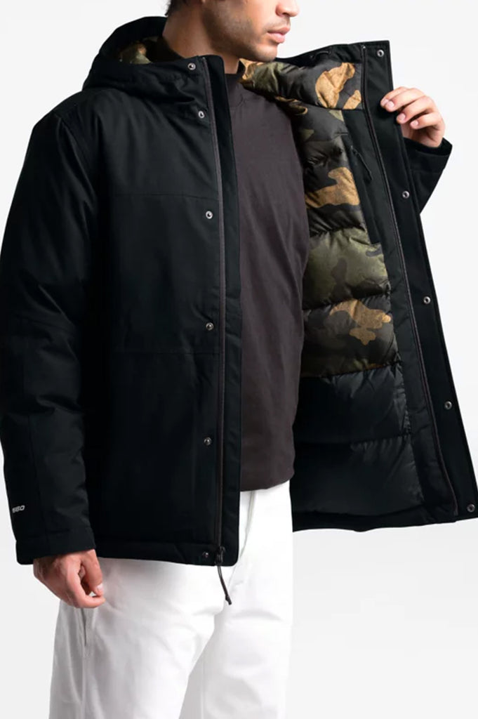 North Face Men Balham Insulated Jacket