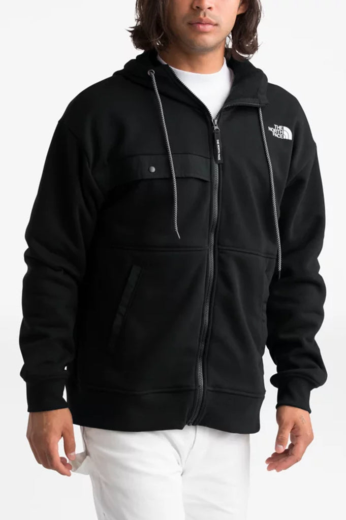 North Face Men Nse Graphic Zip Hoodie