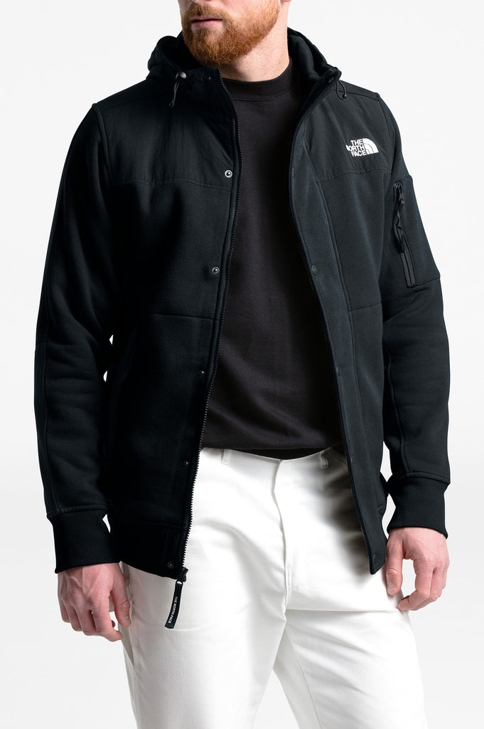 North Face Men Sherpa Lined Rivington Jacket