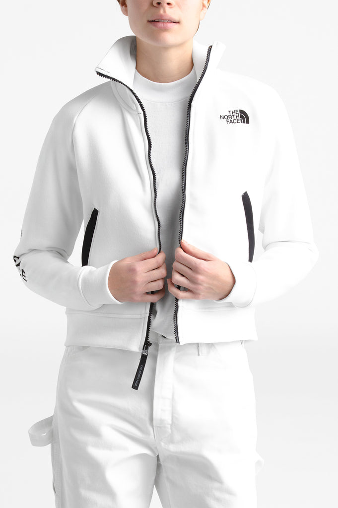North Face Women Nse Graphic Full Zip Fleece