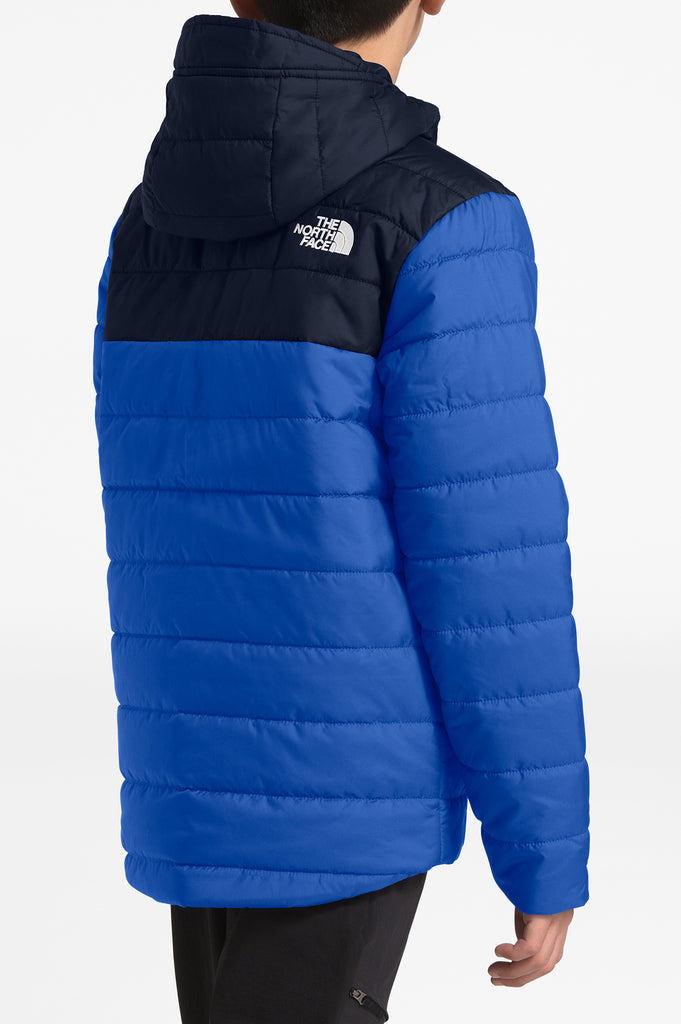 North Face Youth Boy Reversible Perrito Jacket