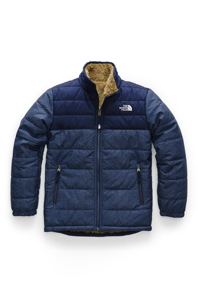 North Face Youth Boy Reversible Mount Chimborazo Jacket