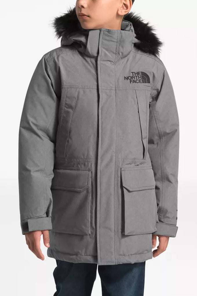 North Face Youth Boy Mcmurdo Down Parka
