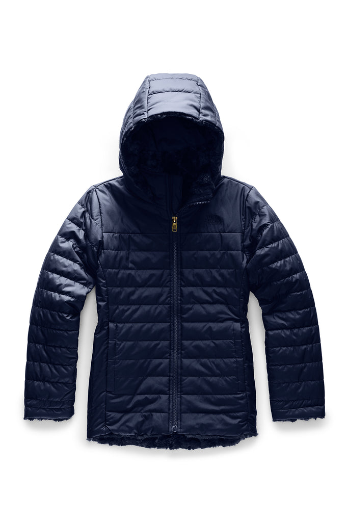North Face Youth Mossbud Swirl Parka