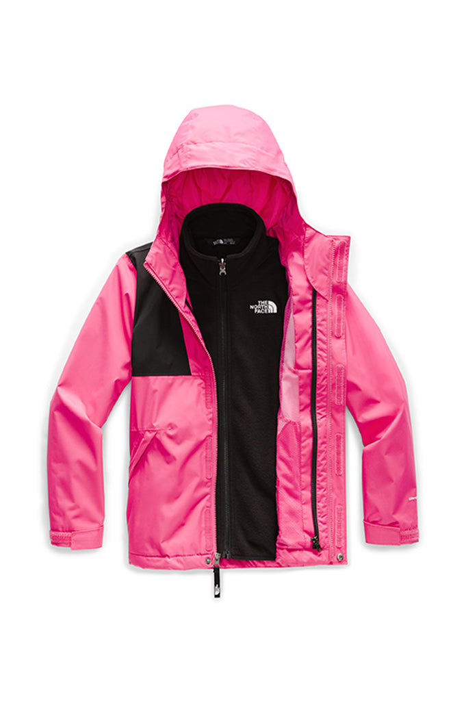North Face Youth Girl Mountain Triclimate Jacket