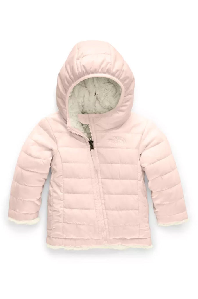 North Face Youth Infant Reversible Mossbud Swirl Hoodie