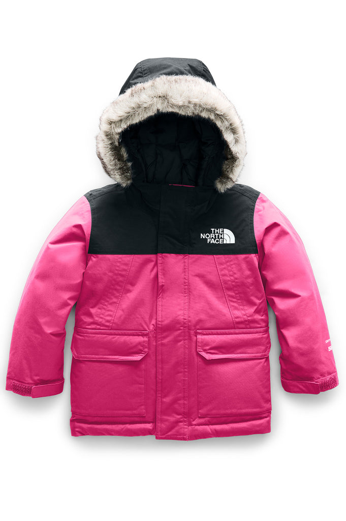 North Face Youth Toddler Mcmurdo Down Parka