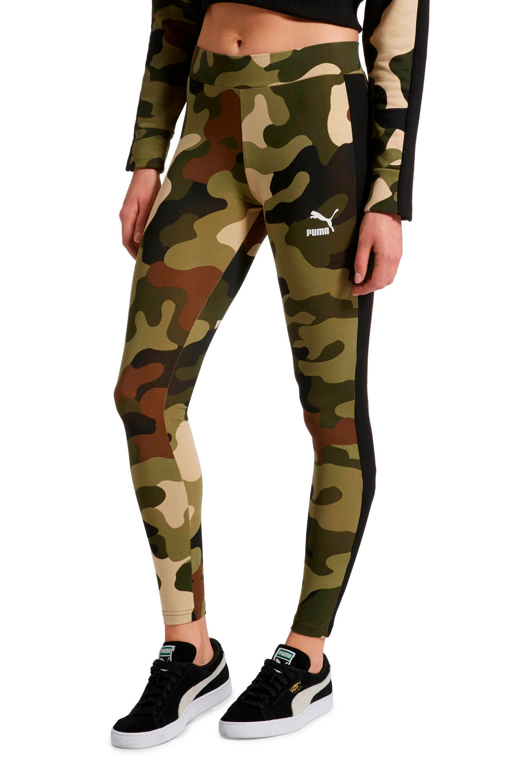 Puma Womens Wild Pack T7 Legging