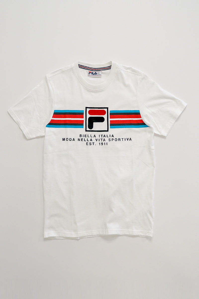 Fila Mens Mercedes Tee